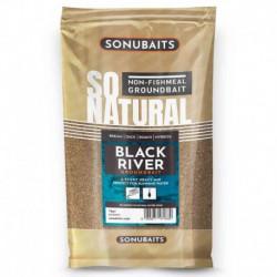 Sonubaits SO Natural Black River Grondvoer