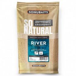Sonubaits SO Natural River Grondvoer