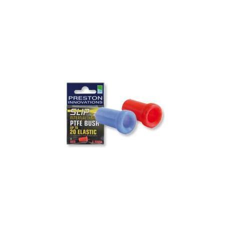 Preston X Large Slip Bush Internal Size 2 - 3.5 mm Red