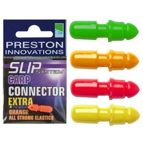 Preston Slip Carp Connector Orange