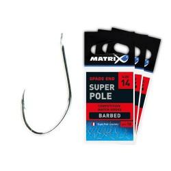 Matrix Size 10 Super Pole Barbed