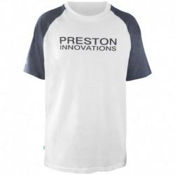 Preston White T-Shirt Large
