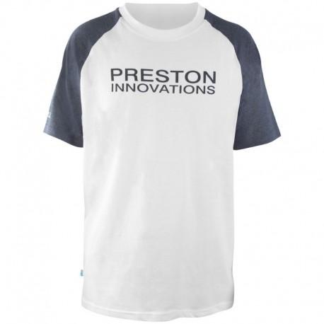 Preston White T-Shirt X Large