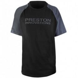 Preston Black T-Shirt XX Large