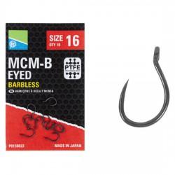 Preston MCM-B Eyed Barbless Size 14