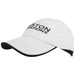 Preston White Cap