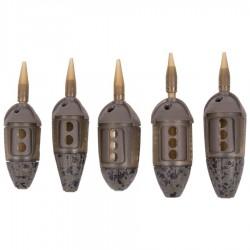 Preston Small 20 gr ICS In-Line Maggot Feeder