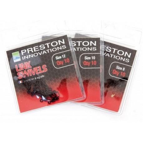 Preston Link Swivel Size 10