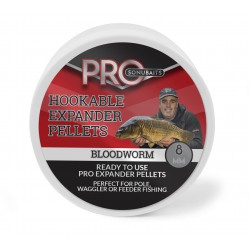 Sonubaits PRO Hookable Expander Pellets Bloodworm 8mm NEW