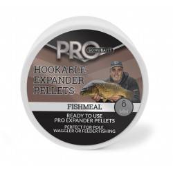 Sonubaits PRO Hookable Expander Pellets Fishmeal 8mm