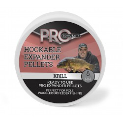 Sonubaits PRO Hookable Expander Pellets Krill 8mm