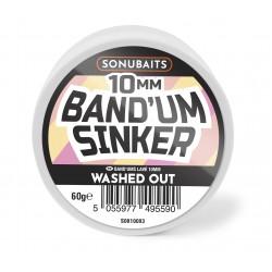 Sonubaits Band' Um Sinker Washed Out 10mm