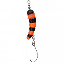 Spro Trout Master Hard Camola Orange - Black 2 Gram