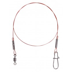 Spro 30 cm – 9.1 Kg Wire Leader 1x7