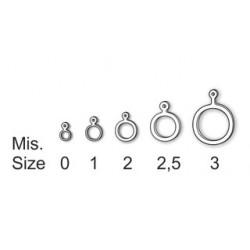 Stonfo Bait Elastic Rings Size 1