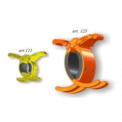 Stonfo Rod Clip Oranje Size 2