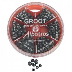 Albatros Distributeur Franse Loodhagel Groot