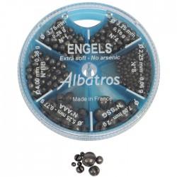 Albatros Distributeur Engels Loodhagel