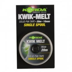 Korda Kwik Melt Solit PVA Tape 10mm