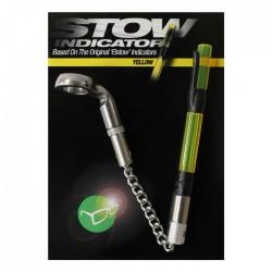 Korda Stow Indicator Compleet Yellow
