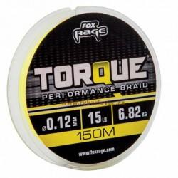 Fox Rage Torque Performance Braid 0.08 mm