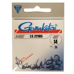 Gamakatsu LS-2210 Size: 14 Barbed Hook