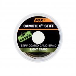 Fox Camotex Stiff 25 LB Light Camo