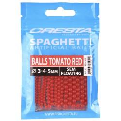 Spro – Cresta Spaghetti Balls Tomato Red
