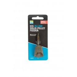 Preston Small 20 gr ICS In-Line Solid Pellet Feeder NEW Aug 2020