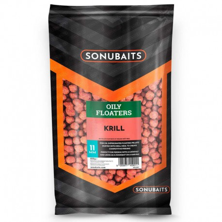 Sonubaits Oily Floaters Krill 11 mm