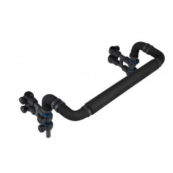 Matrix 3D-R Folding Pole Support