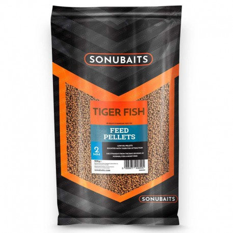 Sonubaits 2 mm Tiger Fish Feed Pellet