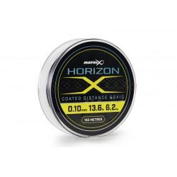 Matrix 0.10mm Horizon X Coated Distance Braid