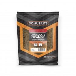 Sonubaits Chocolate - Orange One To One Paste