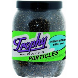 Trophy Baits Hempseed Particles