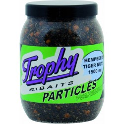 Trophy Baits Hempseed - Tigernuts Particles