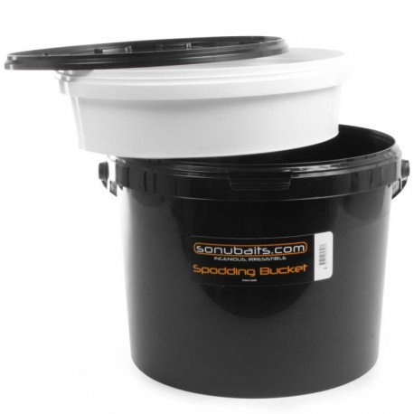 Sonubaits Spodding Bucket 16 Liter