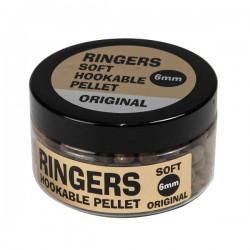 Ringers Soft Hookable Pellet Original 6 mm