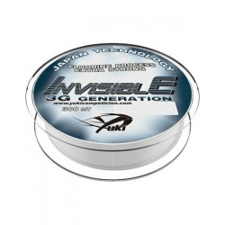 Yuki Invisible 3G Fluo Coated Nylon 0.26 mm