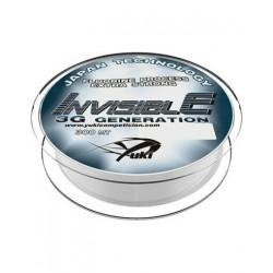 Yuki Invisible 3G Fluo Coated Nylon 0.37 mm