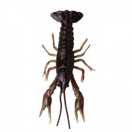 Savagear Black Brown 3D Crayfish 12.5 cm