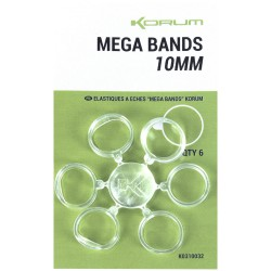 Korum 10 mm Mega Bands