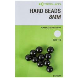Korum Hard Beads 8 mm
