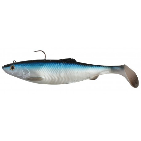 Savagear Blue Black Herring Shad Ready To Fish 16 cm