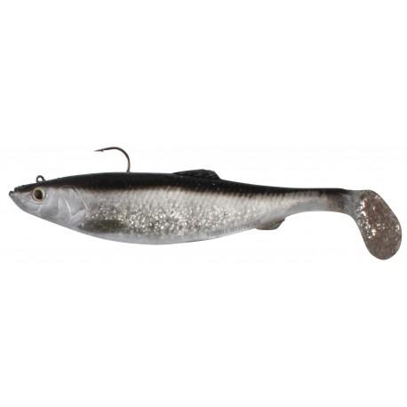 Savagear Black Silver Herring Shad Ready To Fish 19 cm