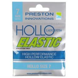 Preston Size 7 Hollo Elastiek Sky Blue