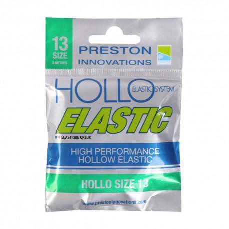 Preston Size 13 Hollo Elastic Green