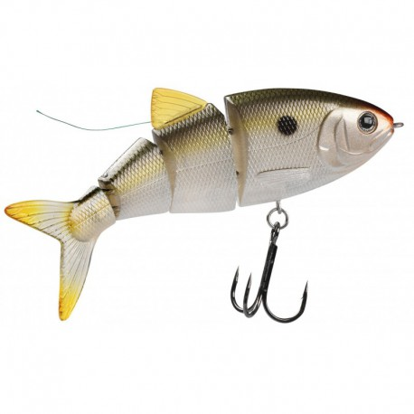 SPRO BBZ - 1 Swimbait 4'' Natural Shad Slow Sink