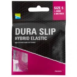 Preston Size 5 Dura Slip Hybrid Elastic Pink NEW Aug 2020