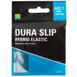 Preston Size 7 Dura Slip Hybrid Elastic Blue NEW Aug 2020